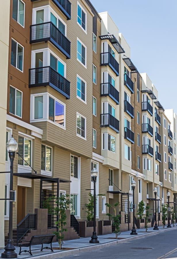 Nuovo appartamento immagini stock libere da diritti