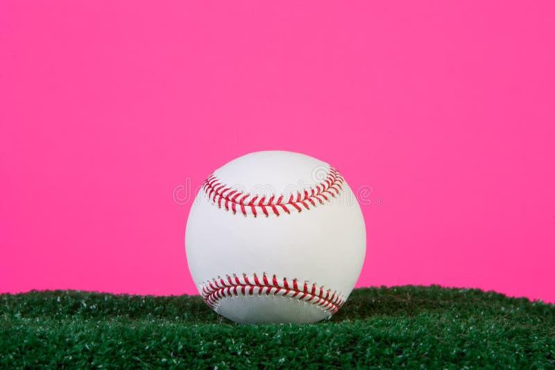 Nuovo baseball fotografia stock