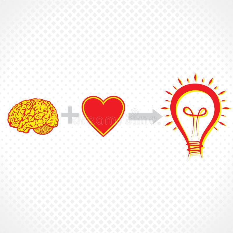 Nuovo concetto di idea illustrazione vettoriale