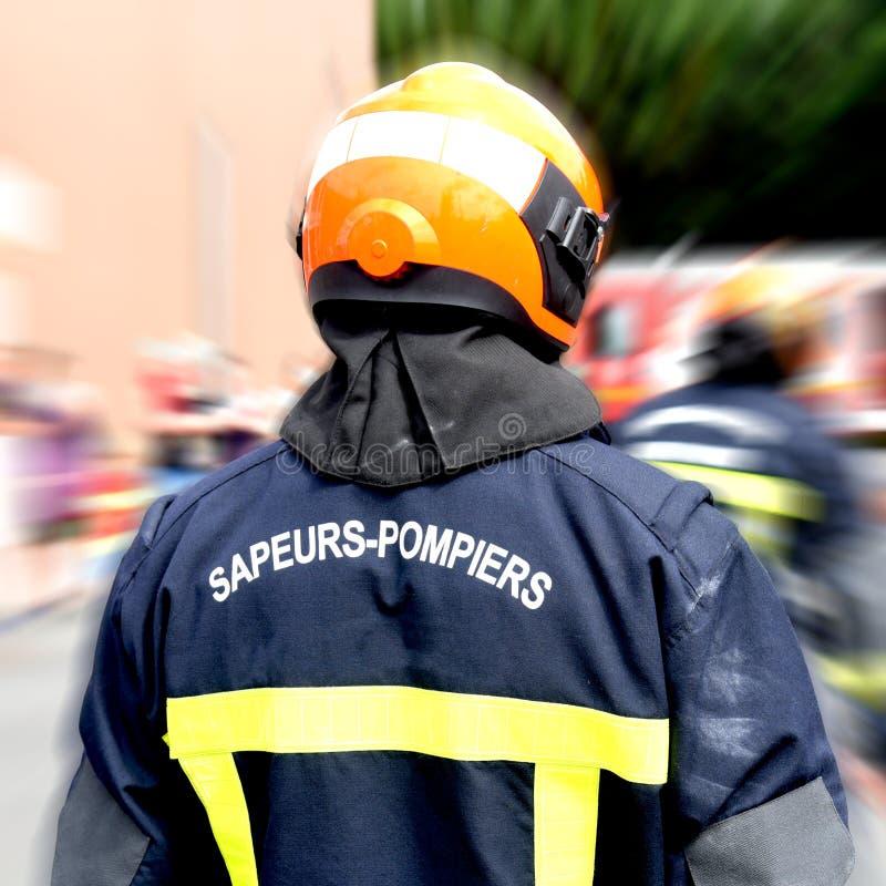 Nuovo Glasgow Fire Department immagine stock