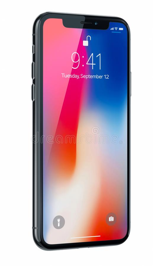 Nuovo iPhone X di Apple
