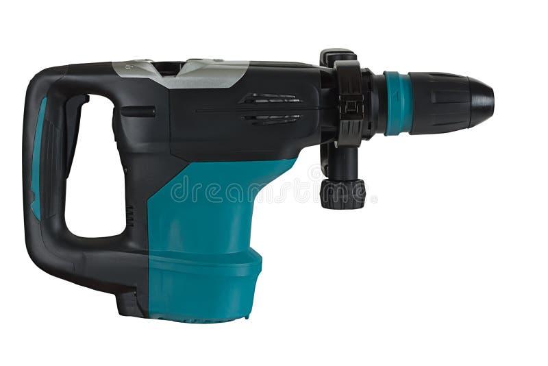Nuovo martello rotatorio potente immagine stock