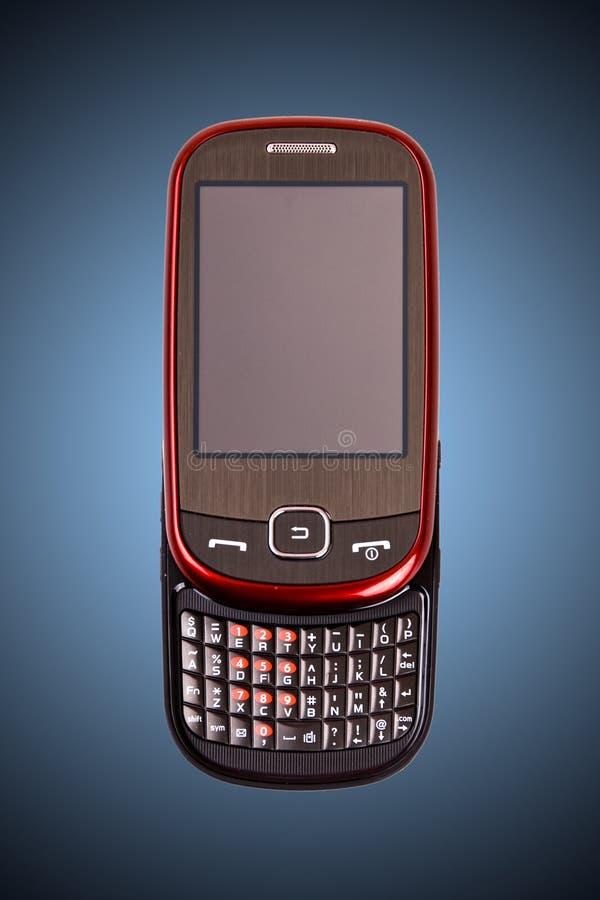 Nuovo modello del telefono delle cellule immagini stock libere da diritti