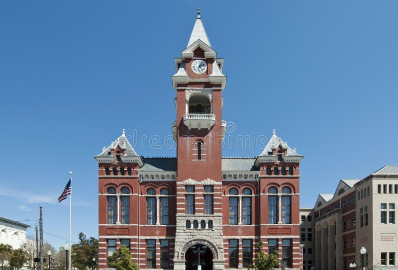 Nuovo tribunale della contea di Hannover immagine stock libera da diritti