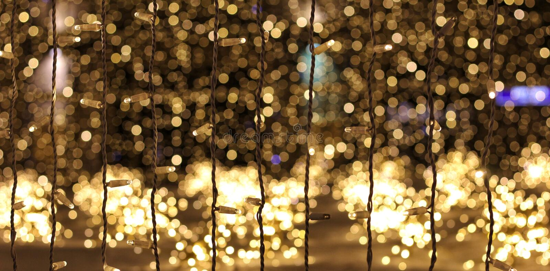 Nuovo Year& x27; vibrazioni di s immagine stock