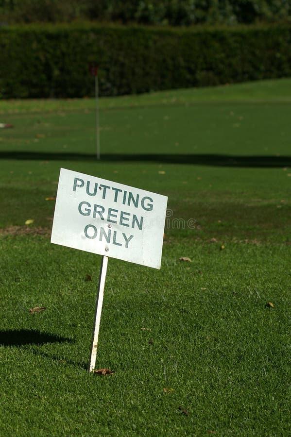 Nur Grün lizenzfreie stockbilder