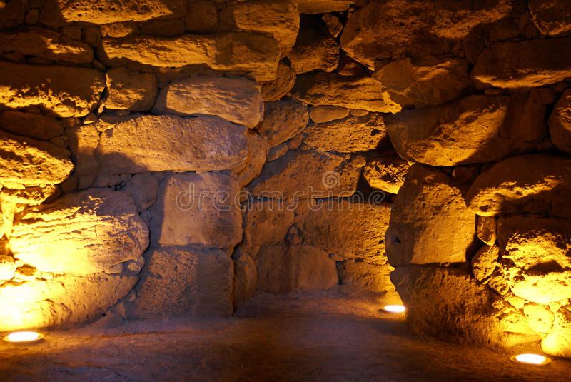Download Nuraghe Losa Royalty Free Stock Images - Image: 15634779