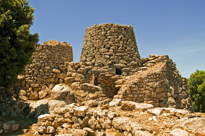 Download Nuraghe Serbissi Sardinia stock photo. Image of ruins - 5460808