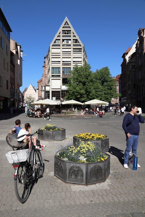 Nuremberg, Allemagne images stock