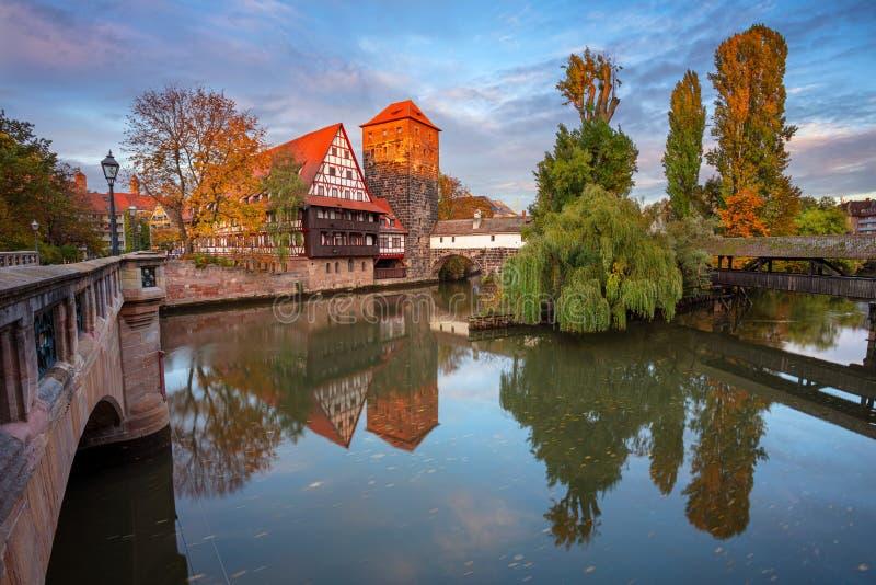 Nuremberg, Germany. stock image