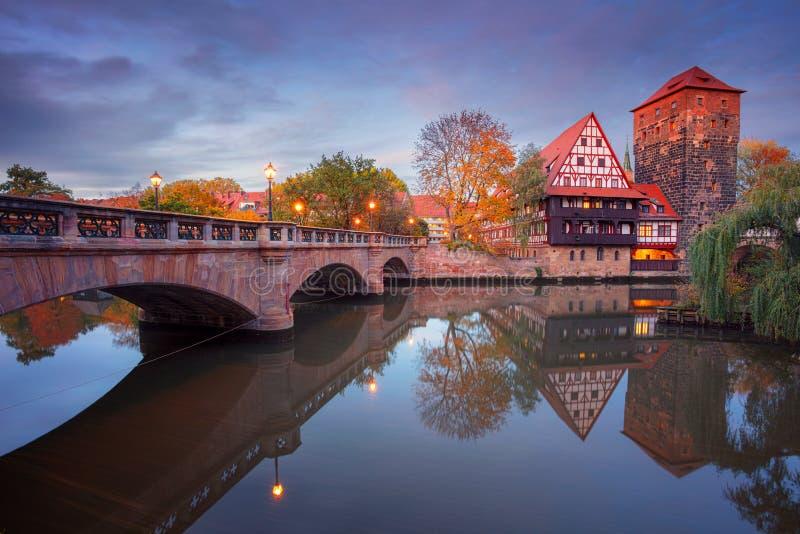 Nuremberg, Germany. stock photos