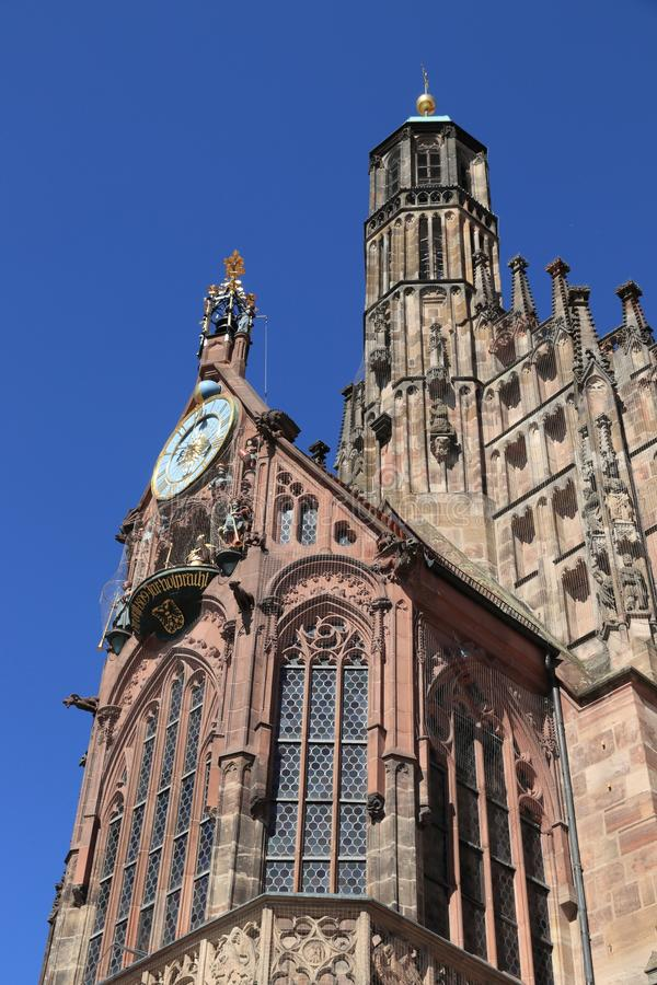 Nuremberg, Germany royalty free stock photo