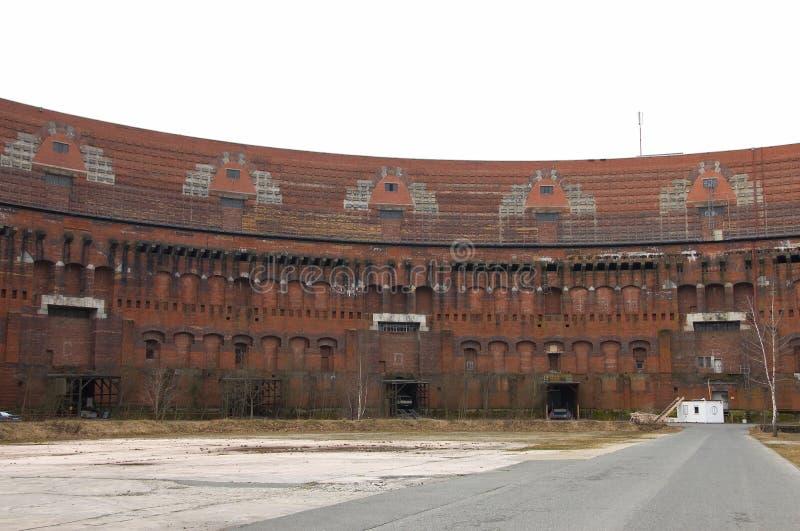 Nuremberg Kongresshalle image stock