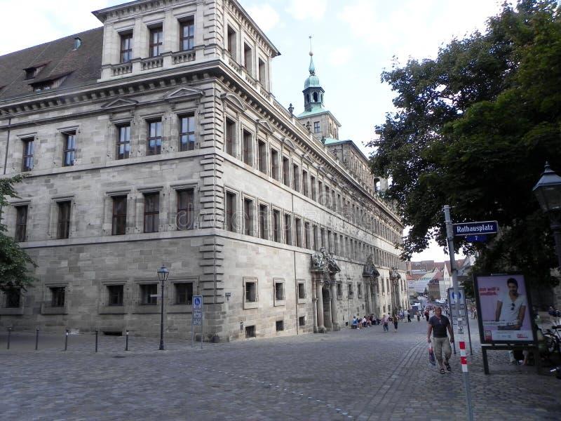 Nuremberg Tyskland arkivfoton