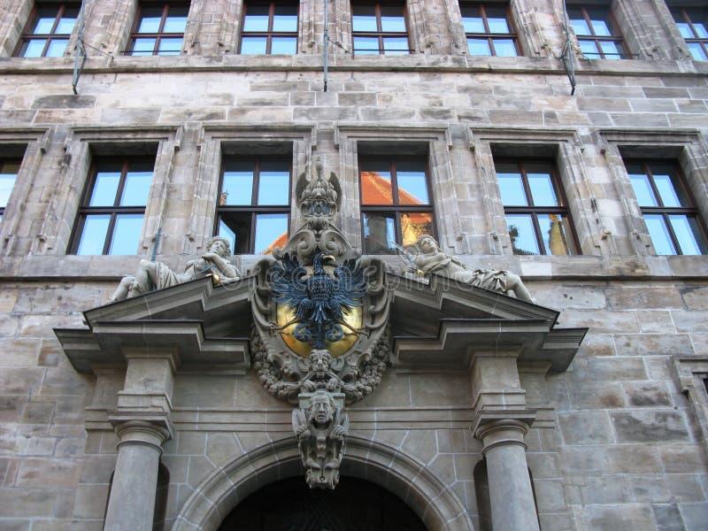 Nurenberg obraz royalty free