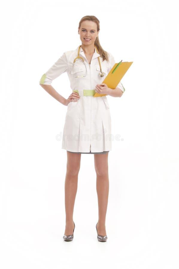 Nurse-1 stock photo