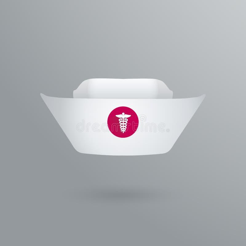 Nurse hat stock images