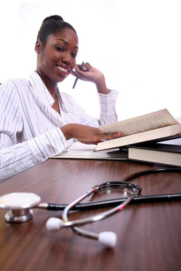 Free Nurse Or Student Stock Image - 813711