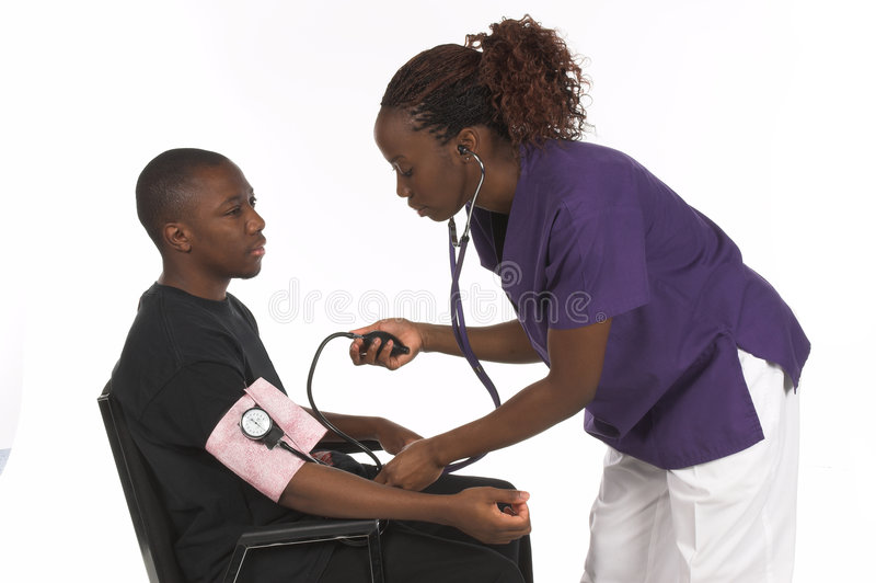 Download Nurse And Patient Stock Image - Image: 346141