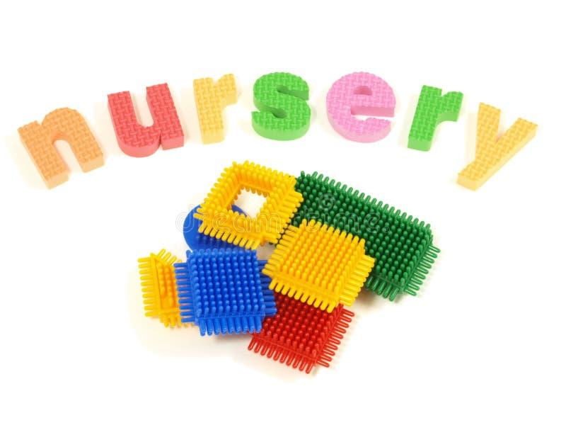 Nursery royalty free stock photo