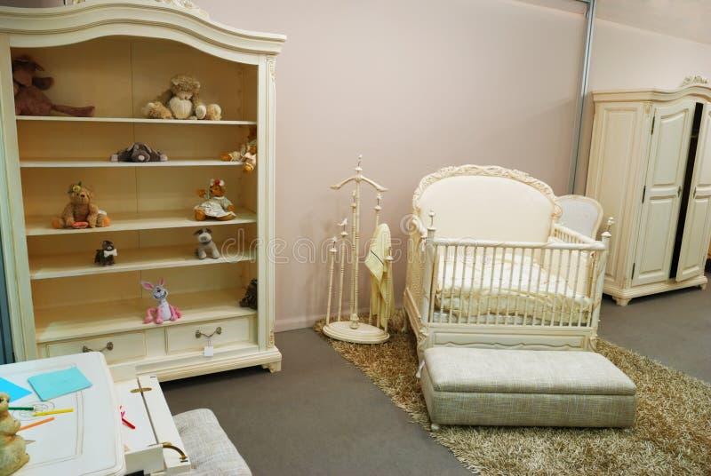 Nursery Royalty Free Stock Photos