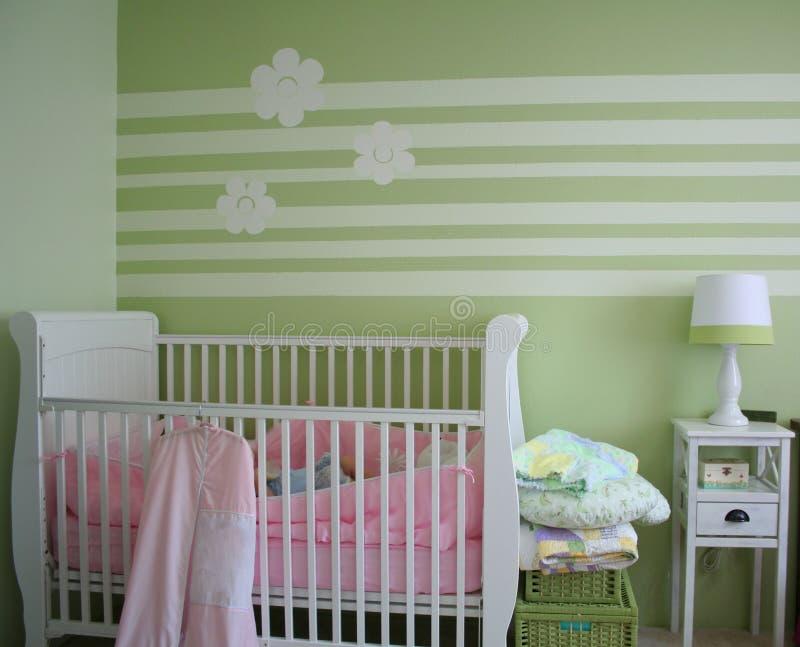 Nusery van de baby royalty-vrije stock fotografie