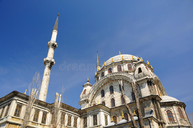Nusretiye Moschee stockfotografie