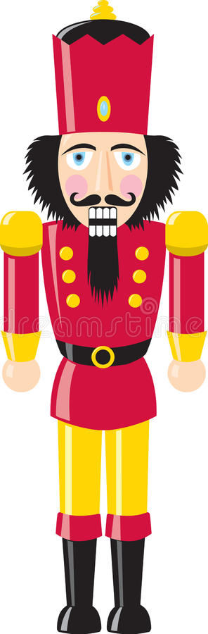 Nutcracker stock illustration
