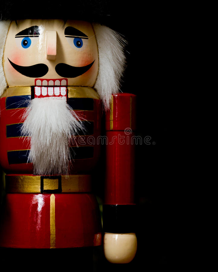 Download Nutcracker stock photo. Image of statue, xmas, wooden - 22726344