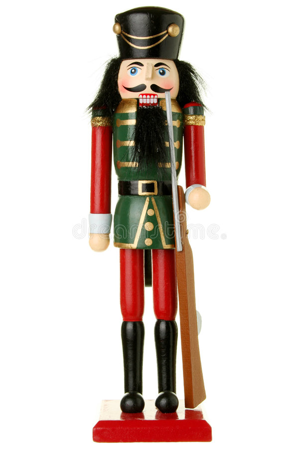 Free Nutcracker Royalty Free Stock Photos - 7064518
