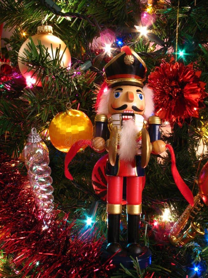 Download Nutcracker Soldier stock image. Image of tree, xmas, illuminated - 3935599