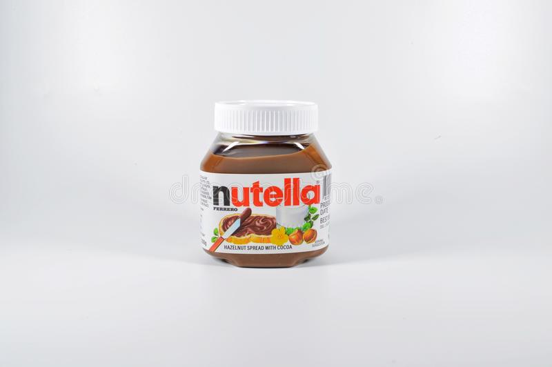 Nutella 库存图片