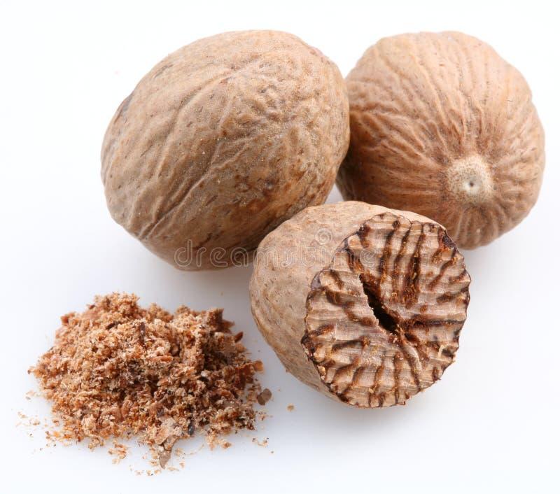 Download Nutmeg Royalty Free Stock Image - Image: 9807006