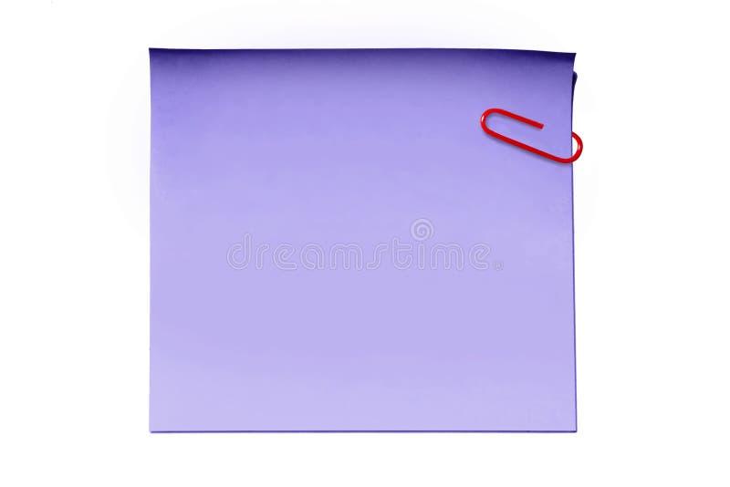nutowy purpurowy kleisty zdjęcia royalty free