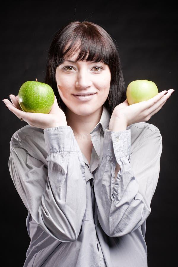 Nutrición sana fotografía de archivo libre de regalías