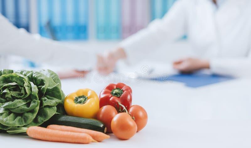 Nutrición y dieta foto de archivo