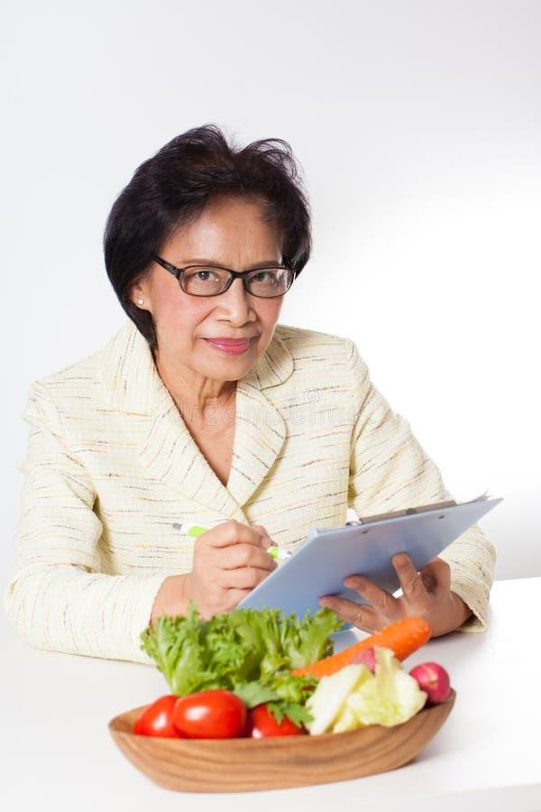 nutritionist стоковое фото rf