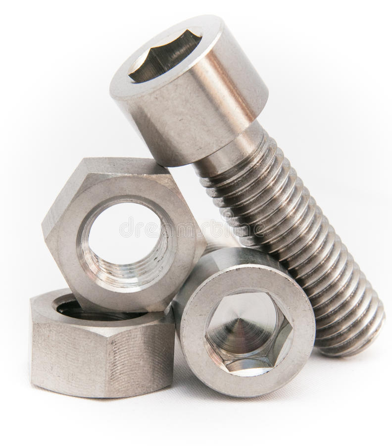 Free Nuts And Bolts Stock Photo - 69394830