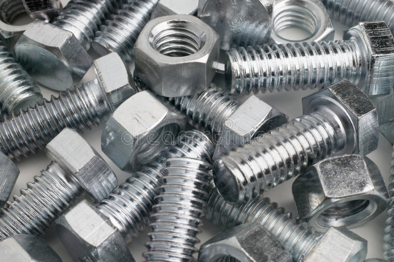 Download Nuts And Bolts Stock Photos - Image: 83533