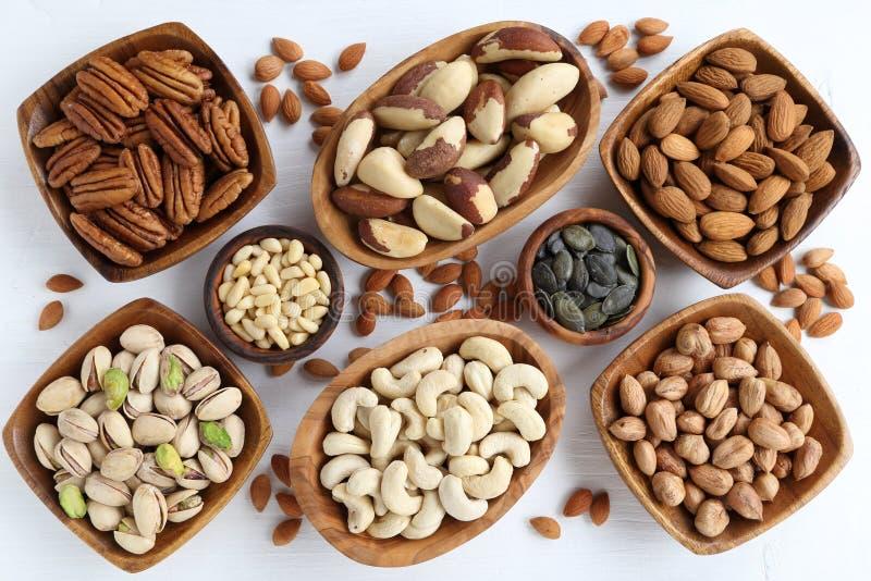 Download Nuts stock photo. Image of cashew, brazil, walnut, peanut - 83717726