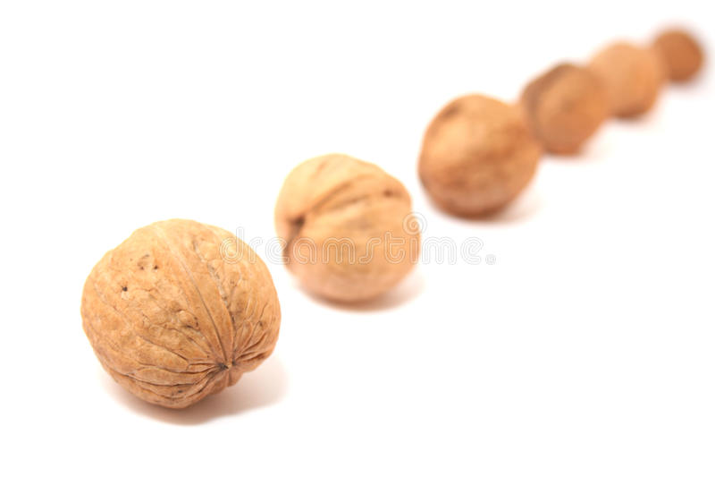 Nuts row