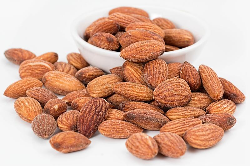 Nuts & Seeds, Nut, Food, Superfood royalty free stock photo