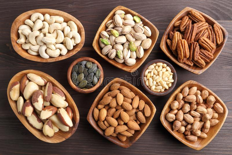 Download Nuts Stock Photo - Image: 83716583