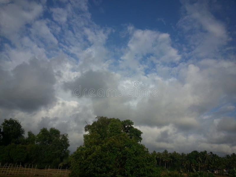 nuvem do céu fotos de stock royalty free