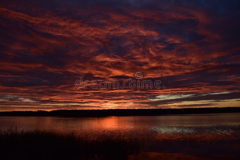 nuvem do céu imagens de stock royalty free