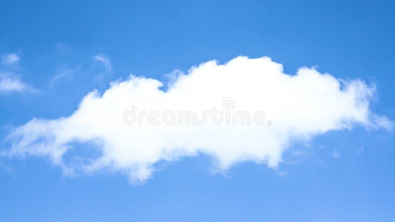Nuvem e luz do sol bonita imagem de stock