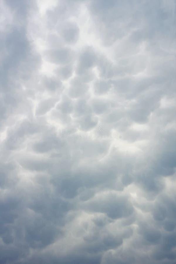 Nuvens cinzentas imagem de stock royalty free