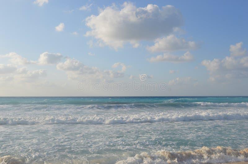 Nuvens da paisagem fotos de stock