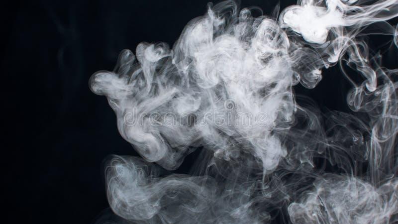 Nuvens de fumo fotos de stock