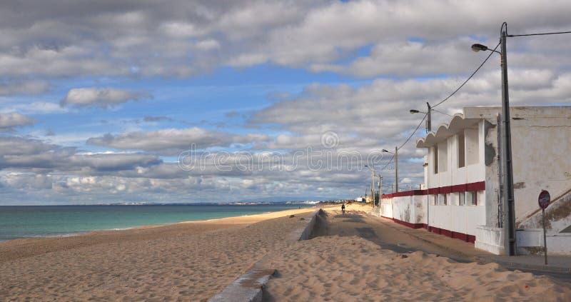 Nuvens diferentes fotografia de stock